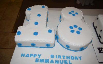 Emmanuel's Birthday
